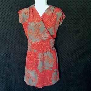 Katen Zambos Vintage Couture silk dress
